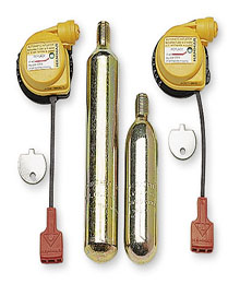 Hammar lifejacket co2 rearming kit
